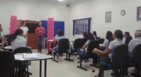 Empresa de Araxá abre as portas para Campanha Outubro Rosa
