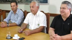 CDL fecha parceria com Acia e Sindicato de hotéis e restaurantes para realização da iluminação natalina, em Araxá