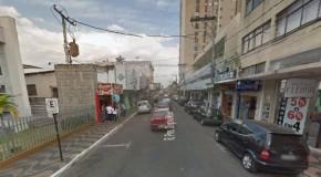 Loja de eletrodomésticos, no Centro de Araxá, é furtada durante a madrugada