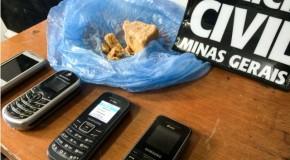 Polícia Civil prende mulher com 100 gramas de crack, trazidos de Uberaba