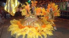 Cinco escolas de samba apresentam, em tema único, a história dos 150 anos de Araxá
