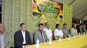 Aberta oficialmente a 41ª Exposição Agropecuária de Araxá