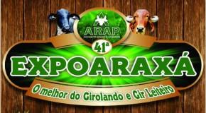 Começa a venda do 3º lote de passaportes e ingressos da ExpoAraxá 2015