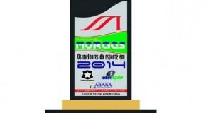 Setenta e dois troféus serão entregues na noite de gala do esporte em Araxá
