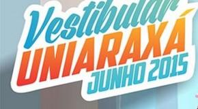 Uniaraxá lança curso de Arquitetura e Urbanismo e abre vagas para o Vestibular Junho/2015