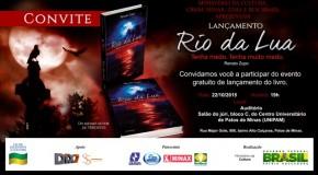 Renato Zupo lança seu livro, Rio da Lua, em Patos de Minas