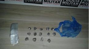 Mais acusados de tráfico são presos pela Polícia Militar em Araxá