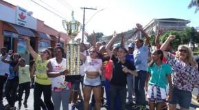 Minas Folia: Unidos do Morro vence Carnaval com apenas um décimo para 2ª colocada