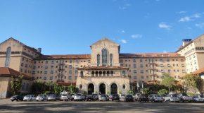 Novo presidente da Codemge visita Araxá e afirma que Grande Hotel reabre em setembro
