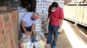 Campanha Vacinação Solidária, em Araxá, já arrecadou mais de uma tonelada em alimentos