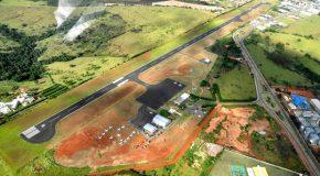 Aeroporto de Araxá recebe 100% de conformidade em vistoria realizada pela Aeronáutica
