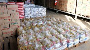 Campanha Vacinação Solidária faz nova entrega de alimentos em Araxá